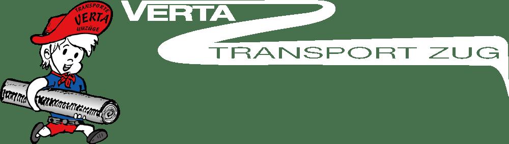 Verta Transporte Logo