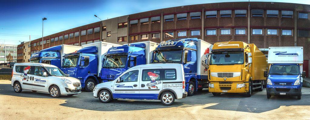 Flotte Verta Transporte GmbH 2020